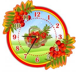 Купить Часы для группы Рябинка 310*300 мм в России от 668.00 ₽