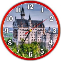 Купить Часы настенные кварцевые Германия  250*250 мм в России от 604.00 ₽