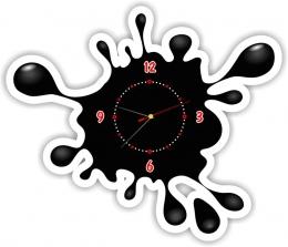 Купить Часы настенные кварцевые Клякса 570*490мм в России от 1559.00 ₽