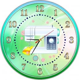 Купить Часы в кабинет обслуживающего труда 390*390 мм в России от 814.00 ₽