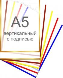 Купить Пластиковый карман для ФОТО А5 вертикальный самоклеящийся с подписью 165х245 мм в России от 55.00 ₽