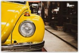 Купить Картина на холсте Ретро автомобиль в России от 350.00 ₽