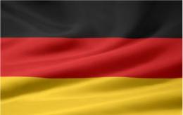 Купить Стенд Флаг Германии в кабинет немецкого языка 300*180мм в России от 193.00 ₽