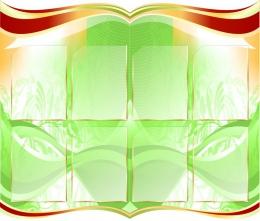 Купить Стенд Информационный в зелёных тонах 1050*880мм в России от 4234.00 ₽