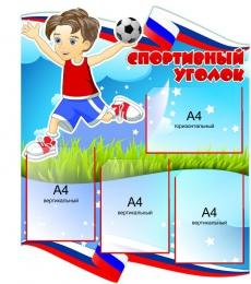 Купить Стенд Спортивный уголок Гандбол  750*900 мм в России от 2811.00 ₽