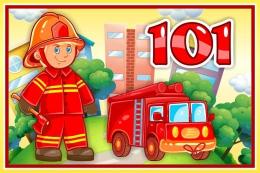 Купить Табличка 101 Пожарная 300*200 мм в России от 311.00 ₽