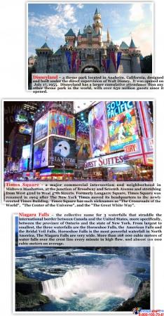 Стенд The United States of America в серо-красных тонах 700*850 мм Изображение #4