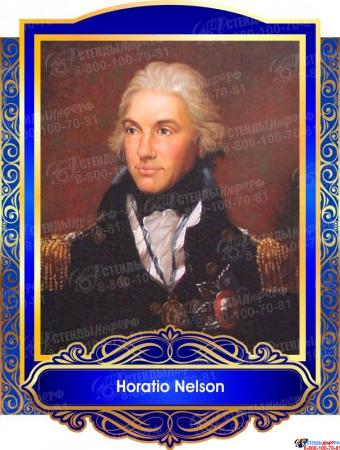 Комплект портретов  Знаменитые Британцы для кабинета английского языка 260*350 мм Изображение #5