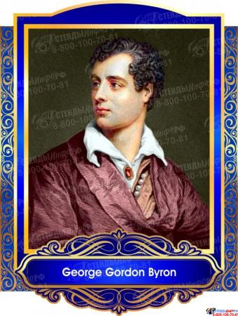 Комплект портретов  Знаменитые Британцы для кабинета английского языка 260*350 мм Изображение #4