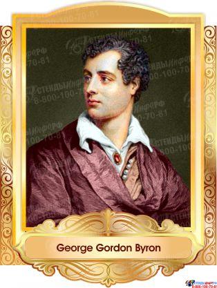 Комплект портретов портретов Знаменитые Британцы в золотистых тонах 260*350 мм Изображение #4