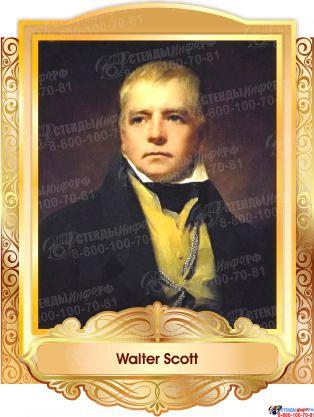 Комплект портретов портретов Знаменитые Британцы в золотистых тонах 260*350 мм Изображение #6